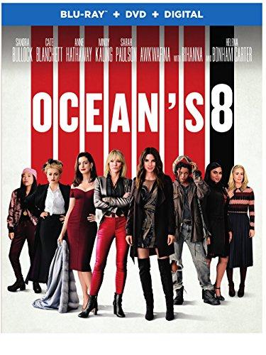 Ocean's 8 (Blu-ray) (BD)