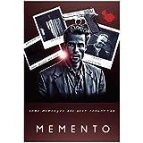 WTHKLMemento Movie Art Poster und Leinwanddrucke Gemälde