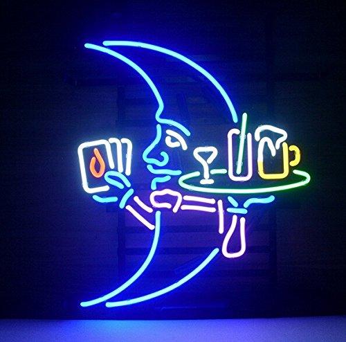 neon beer signs blue moon - 4