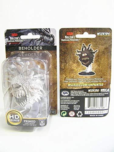 WizKids Dungeons & Dragons: Nolzur's Marvelous Unpainted Miniatures: Beholder
