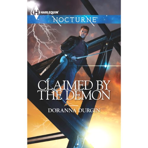 Claimed by the Demon audiobook cover art