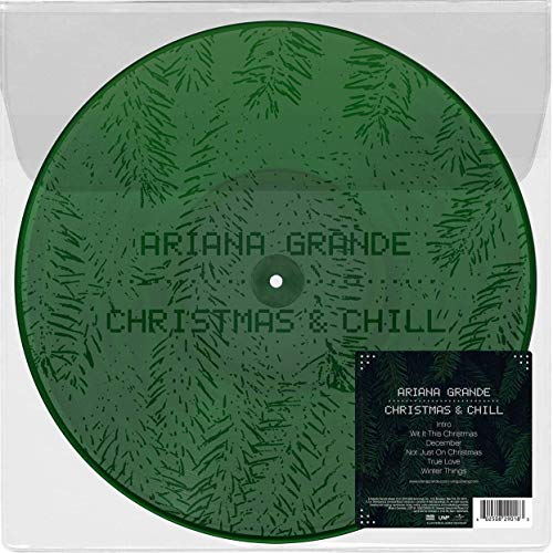 Christmas & Chill (Dark Green Picture Disc Vinyl EP with Exclusive Etching)