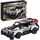 LEGO Technic, La voiture de rallye contrôlée, CONTROL+ RC Racing Cars, 115 pièces, 42109