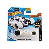 Mattel Cars Hot Wheels The Dark Knight Batmobile 153/250 2019 Short Card