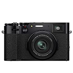 Great Photography Every Day, Everywhere: X100V features a newly designed, incorporated 23mmF2 lens, ensuring you preserve those special moments at maximum resolution with minimal distortion. It also offers an improved close focusing performance compa...