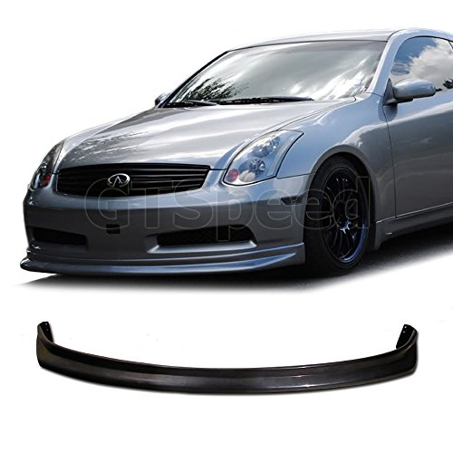 NEW - 03-05 INFINITI G35 Coupe N1 Style PU Front Bumper Lip