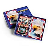 Springbok America The Beautiful Bridge Jumbo Index Playing Cards
