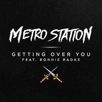 Getting Over You (feat. Ronnie Radke) - Single