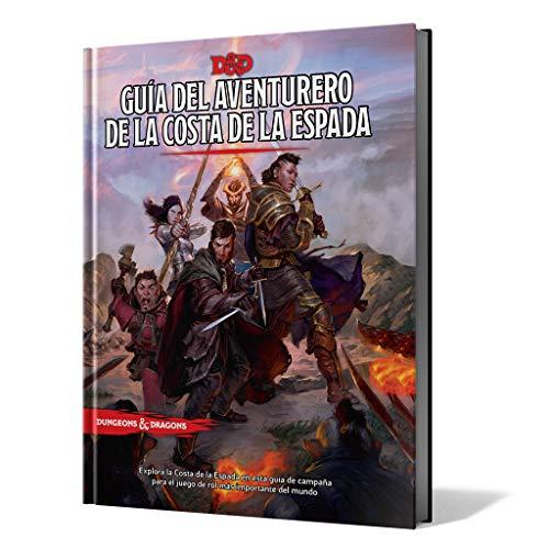 Edge Entertainment - La Guía del Aventurero de la Costa de
