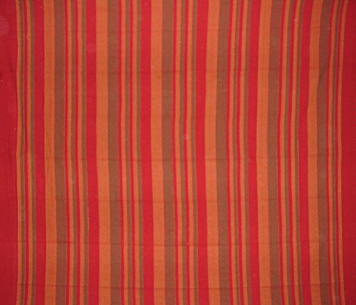"Homestead Heavy Cotton Ribbed Bedspread 98"" x 88"" Full Red"