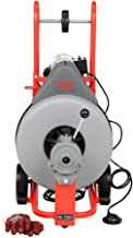 Ridgid 51402 K-750 Drum Machine with 5/8-inch Pigtail