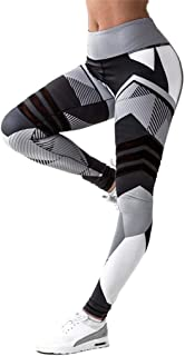 Best printed fitness leggings Reviews
