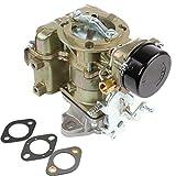 Partol YF Carburetor Carter Carb for Ford 240-250-300 YF C1YF Type 6 Cylinder CIL Engine 1975-1982 D5TZ9510AG - Automatic Choke