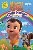 Mighty Little Bheem - Little Dreamer Coloring Book : Giant Book Series