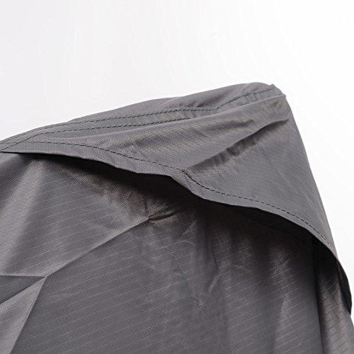 Bike Trailer Faltgarage für Fahrradanhänger (UV-Schutz, Wasserdicht), Universell, Schutzhülle für Alle Modelle - 3