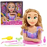 JP Disney Styling JPL87360 Disney Princess Rapunzel - Cabeza de Peinado