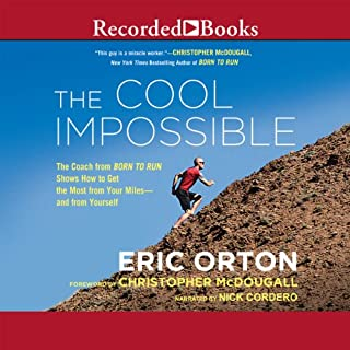 The Cool Impossible audiobook cover art