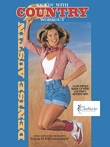 Denise Austin: Kickin' with Country - A Line Dance Workout