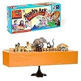Noah's Ark Toy, Balancing Game Religious Stacking...