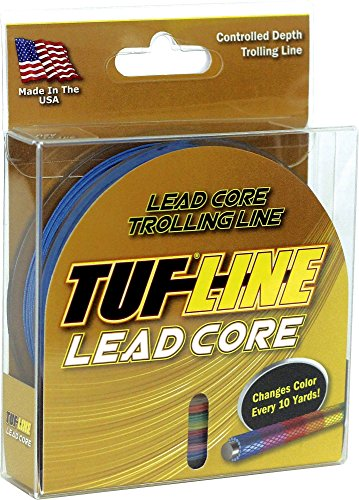 Tuf-Line LC36100 Lead Core, Metered, 36 LB X 100...