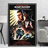 Bmstjk Puzzle-Blade Runner, Rompecabezas de Madera de 1000 Piezas, Juguetes educativos para niños, Descompresión Creativa Diversión Regalo de niña