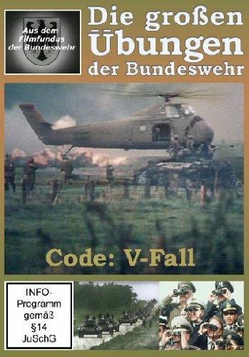 Die großen Übungen der Bundeswehr - Code: V-Fall