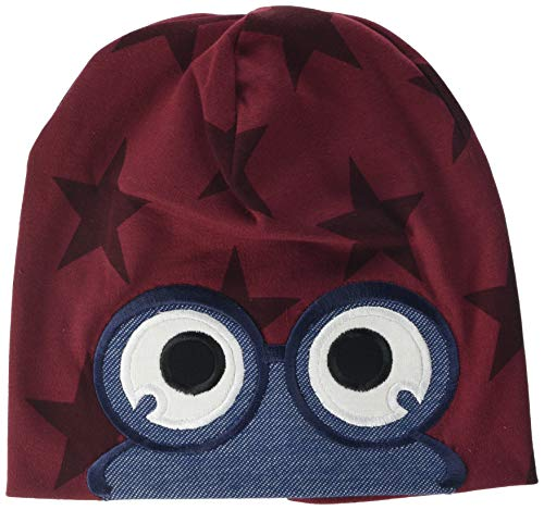 Fred's World by Green Cotton Baby-Meisjes Star Peep Beanie muts