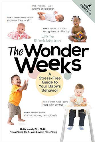 The Wonder Weeks: A Stress-Free Guide to Your Baby's Behavior (6th Edition) (English Edition)