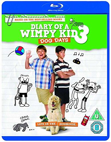 Gregs Tagebuch 3 - Ich war's nicht! [Blu-Ray] (Deutsche Untertitel)