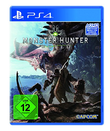Monster Hunter: World - PlayStation 4 [Importación alemana]