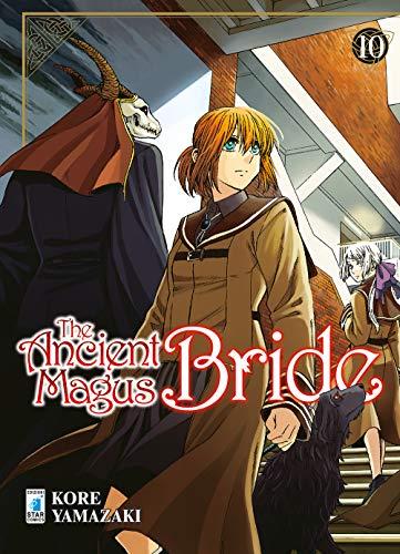 The ancient magus bride (Vol. 10)