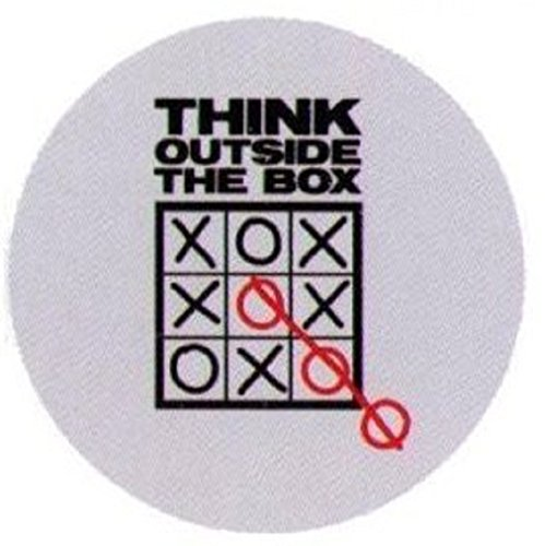 Think Outside The Box Snorg 1.25 Inch brochesÂ
