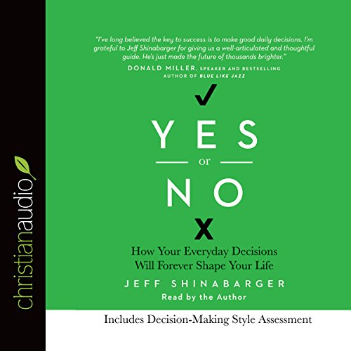 Yes or No audiobook cover art