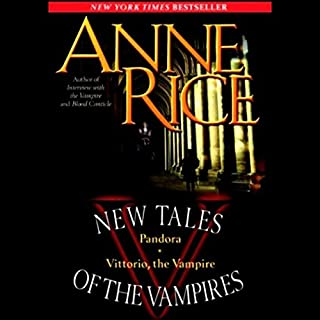 Pandora                   By:                                                                                                                                 Anne Rice                               Narrated by:                                                                                                                                 Kate Reading                      Length: 9 hrs and 9 mins     670 ratings     Overall 4.3