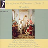 Frantz Anton Hoffmeister-Sonates