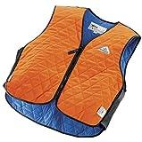 Techniche International 6529-HV- FR-L Hyperkewl Evaporative Cooling Vest, Hi-Viz...