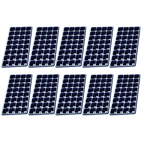 POXL Semilleros de Germinacion, 10 Piezas 32 Celulas Bandejas de Semilleros Bandeja de Germinacion para Semillas