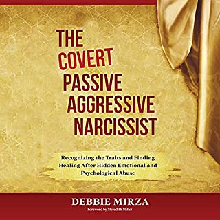 The Covert Passive-Aggressive Narcissist audiobook cover art