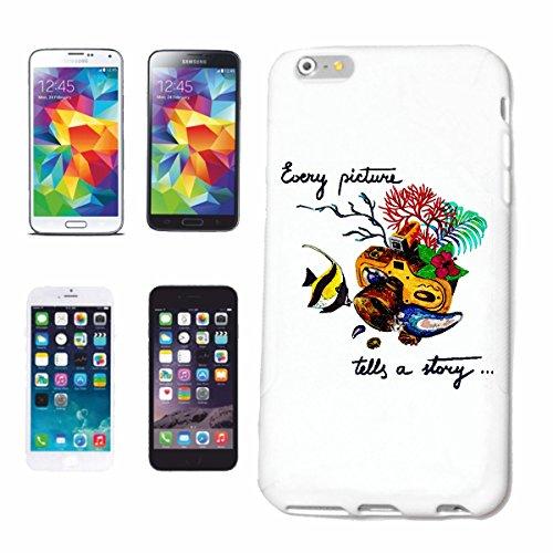 Bandenmarkt telefoonhoes compatibel met iPhone 7+ Plus ZIERFISCH FINDET ONDER water FOTOPARAT FOTOGRAF FOTOGRAFIETSCAMERA ONDERwatercamera SPIEGELREFLE