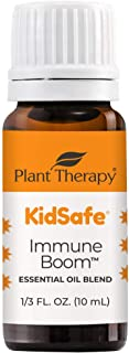Sponsored Ad - Plant Therapy Immune Boom KidSafe Essential Oil Blend 10 mL (1/3 oz) 100% Pure, Undiluted, Therapeutic Grade