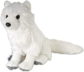 Best Wild Republic Arctic Fox Plush, Stuffed Animal, Plush Toy, Gifts for Kids, Cuddlekins 12 Inches Review