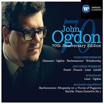 John Ogdon - 70th Anniversary Edition