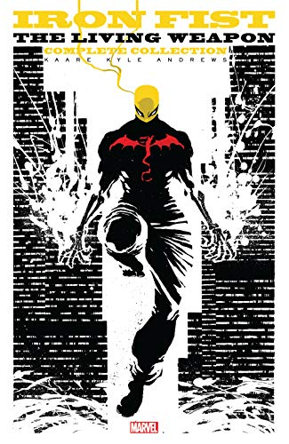 Iron Fist: The Living Weapon - The Complete Collection (English Edition)