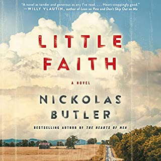 Little Faith audiobook cover art