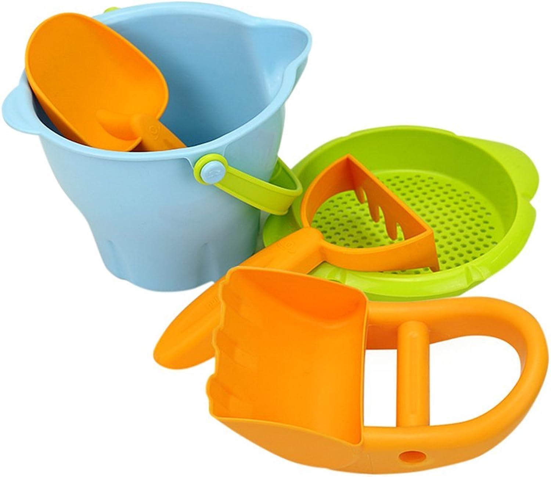 Remeehi 5Pcs Sand Toys Sets Dig Sand Shovels Toys For Kids