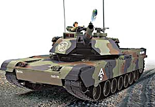 Hobby Engine M1A1 Abrams Winter Edition Vehicle