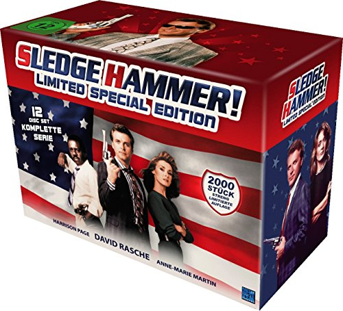 Die komplette Serie (Limited Special Edition) (12 DVDs)