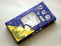 短いローソク ひな菊 【5分ローソク】【洋ローソク】