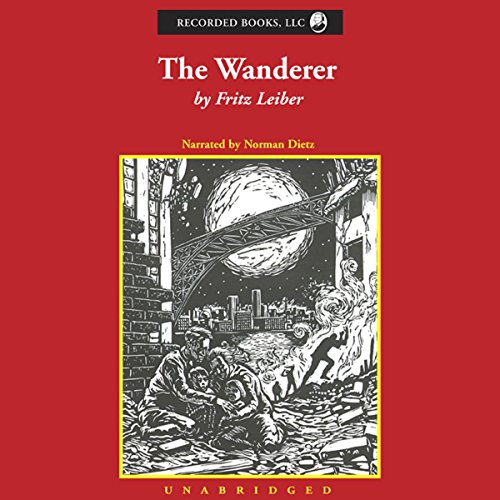 The Wanderer audiobook cover art