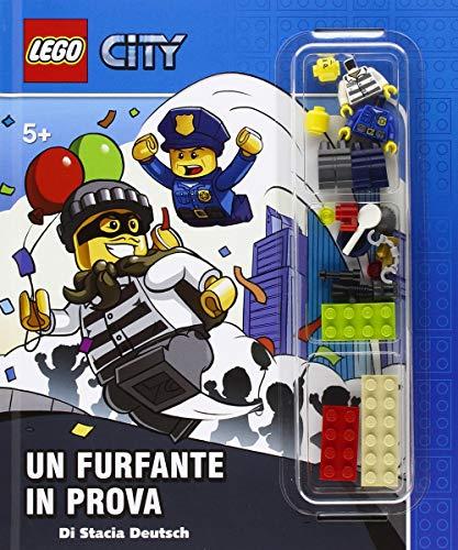 Un furfante in prova. Lego City. Ediz. a colori. Con gadget